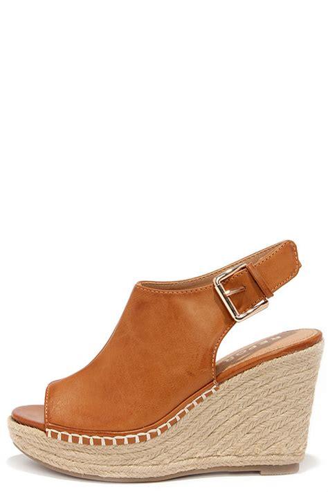 Wedges Wanita Wedges Perempuan 49 peep toe sandals espadrille sandals wedge sandals 49 00