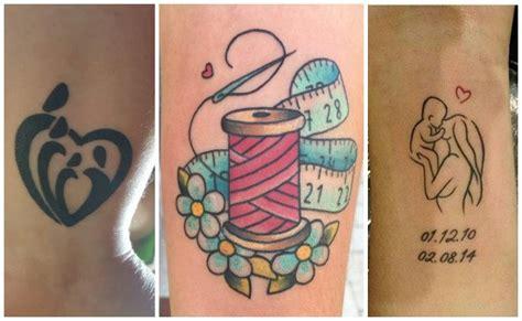 tatuajes de madre e hijos tatuajes de familia todos los dise 241 os y significados para