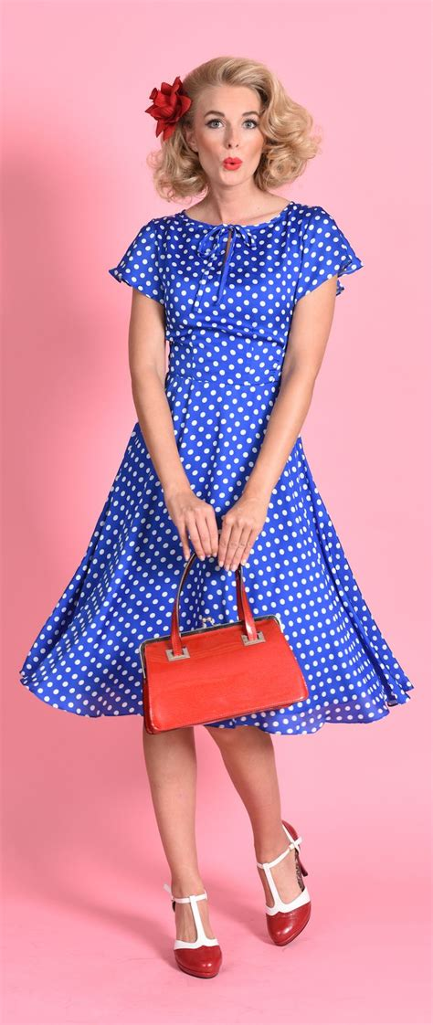 Polky Dress Ori Gamis Polka 351 best dotty about polka dots images on polka dots 50s dresses and dresses