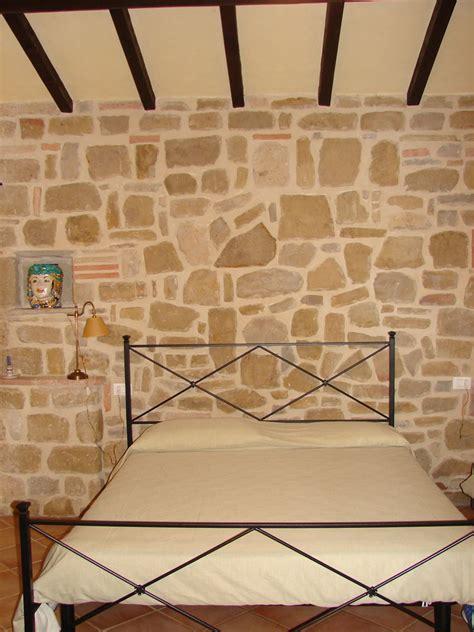 pareti in muratura per interni giuncheto