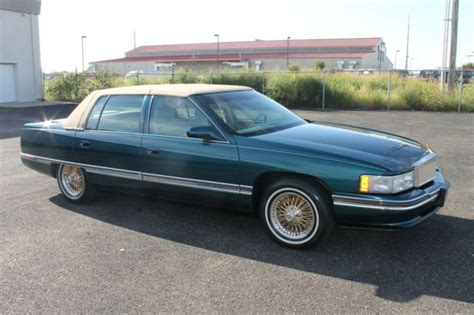 1994 cadillac owners manual 1994 cadillac sedan 1 owner low for
