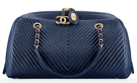 Chanel Quilted Tote Bag Price by Check Out Photos And Prices For Chanel S Cruise 2016 Bags
