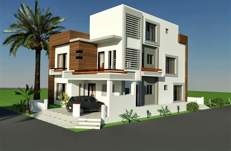corner house designs 3d front elevation com 10 marla corner house plan design of tariq garden lahore