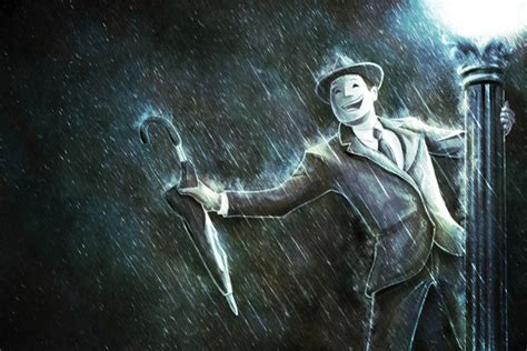 libro singing in the rain un periodista en el bolsillo ilustracion singing in the rain un periodista en el bolsillo