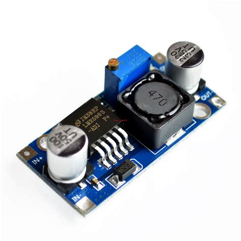 Lm2596 Adjustable Dc Dc Stepdown Module lm2596s dc dc step power supply module 3a adjustable step module lm2596 voltage