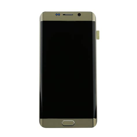 s6 samsung screen samsung galaxy s6 edge lcd touch screen with frame small parts gold