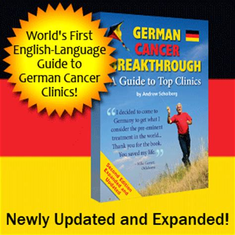 survivor the impossible childhood cancer breakthrough books the german cancer breakthrough