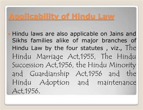 hindu marriage act 1955 section 13b joint hindu family