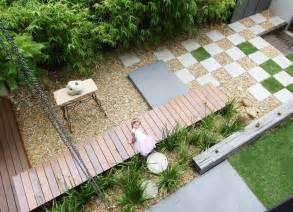 am 233 nagement jardin dans l arri 232 re cour id 233 es modernes