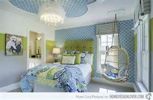Bedroom Decorating Ideas Lime Green 15 Killer Blue And Lime Green Bedroom Design Ideas
