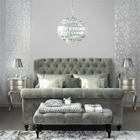silver bedroom decorating ideas wallpaper quelle couleur pour une chambre un guide en images