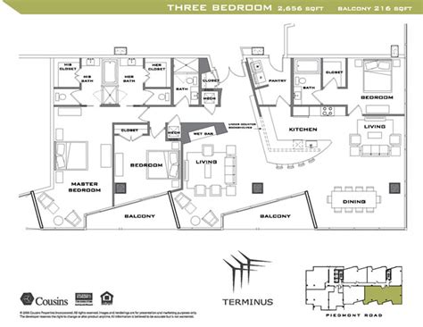 10 terminus place floor plans terminus residences model to open shortly