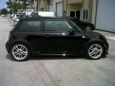 Mini Cooper Black find used 2011 mini cooper s mini cooper black in miami