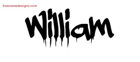 tattoo ideas for the name william pin printable names graffiti alphabet pictures on pinterest
