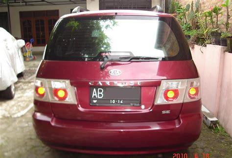 Tv Mobil Di Jogja jual beli mobil yogyakarta jual kia carens ii 2004 m t