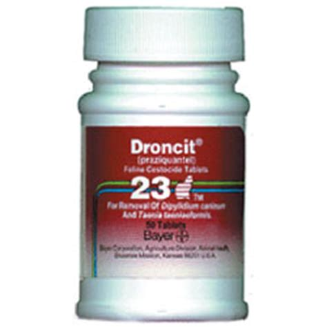 droncit for dogs droncit for cats 23mg tablets heartlandvetsupply