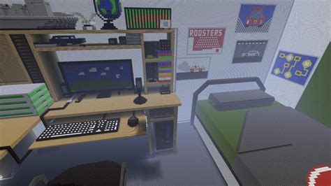 minecraft awesome bedroom 100 1 dragonfury s bedroom minecraft project