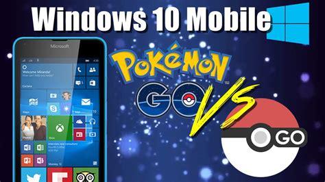 pogo mobile go para windows phone windows 10 mobile pogo