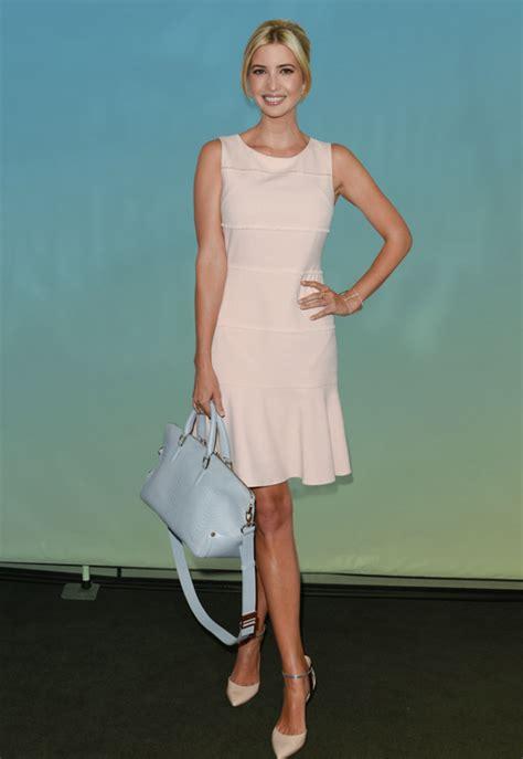 Dress Ivanka ivanka s pretty and professional idea for an