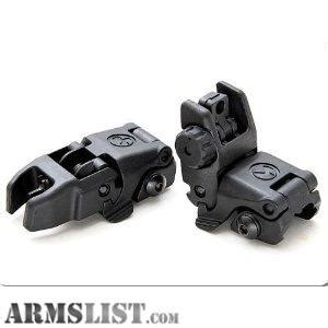 Pisir Magpul Mbus Tactical armslist for sale magpul mbus tactical sights