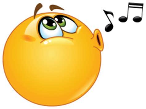 singing emoij png singing smiley