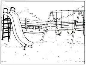 playground coloring pages click here for more graphics and gifs