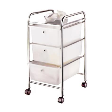 Drawer Trolley by Storage Trolley With Drawers Temple Webster