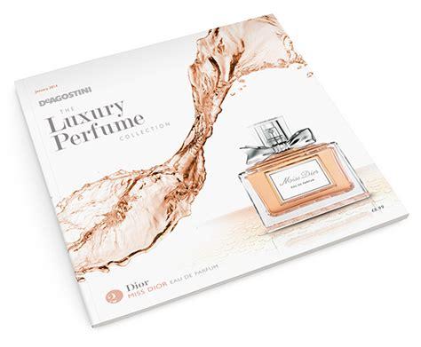 luxury brochure design the luxury perfume brochure on behance