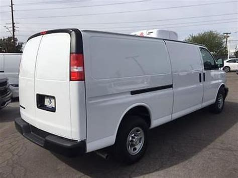2017 chevrolet express cargo 3500 extended for sale 26