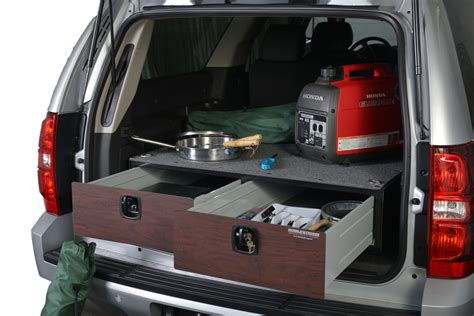 Cargo Drawers For Suv by Storage Solutions With Accessories For Your Vehicle