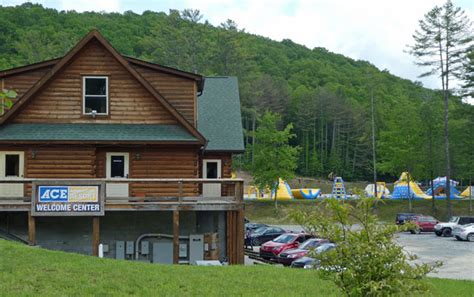 Ace Adventure Cabins by Excellent Adventures At Ace Adventure Resort In Wv The