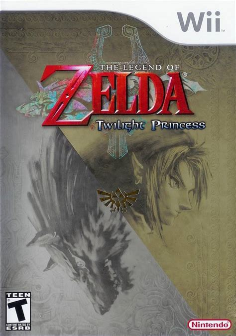 Wii Preview The Legend Of Twilight Princess by The Legend Of Twilight Princess Box For Wii