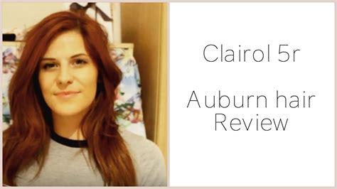 clairol n easy light auburn clairol age defy medium auburn hair dye review auburn