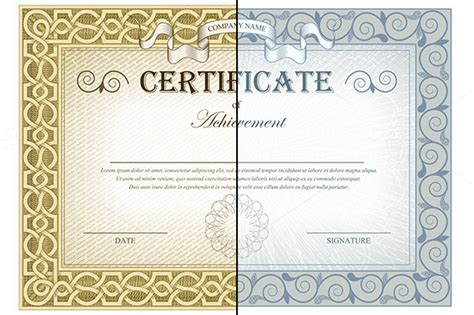shooting award certificates templates 187 designtube
