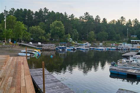 fishing boat rentals french river wolseley lodge world class fishing on the french river