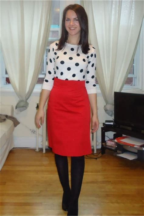 pencil skirt jacob skirts white navy sweaters
