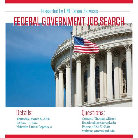 federal government search announce of