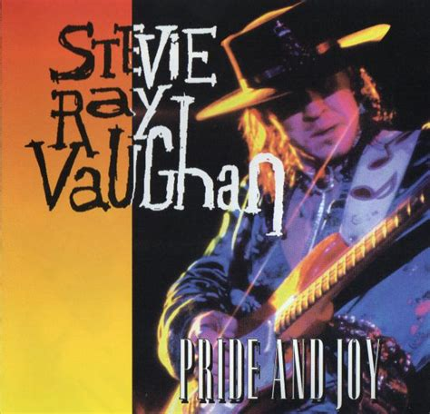stevie ray vaughan double trouble pride  joy cd album unofficial release discogs