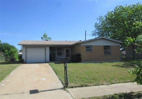2809 cheaney dr killeen tx 76543 bank foreclosure info