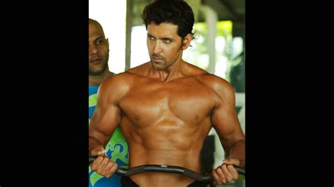 Six-pack doesn't signify health says Hrithik