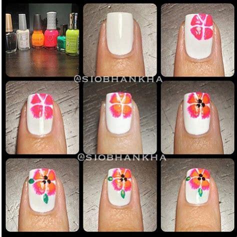 Nail Step By Step by 15 Tutorial Step By Step Per Nail Floreali