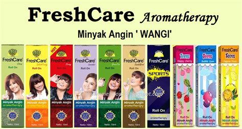 Cooling Fresh Minyak Angin Aroma Theraphy 1 bicara mummy irfan minyak angin freshcare aromatherapy