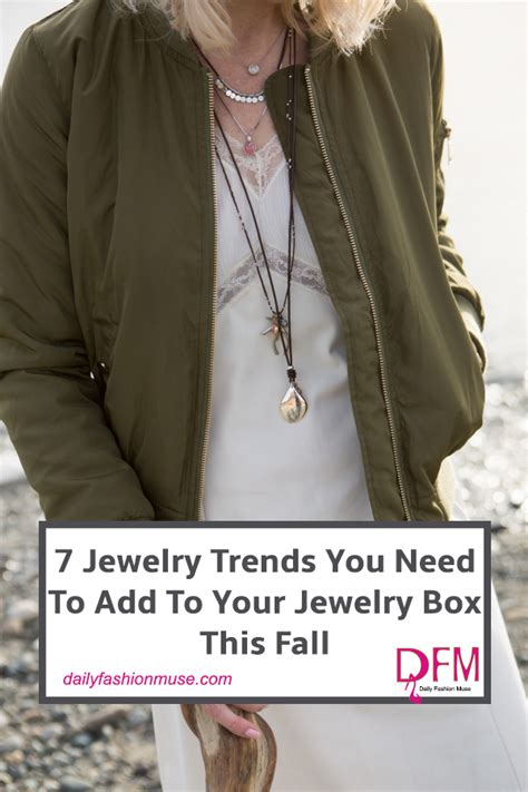 Seven Major Jewelry Market Trends by 7 Jewelry Trends You Need To Add To Your Jewelry Box This