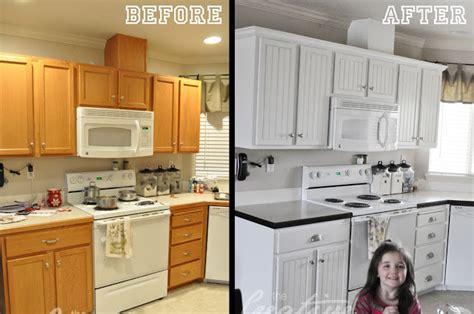 diy kitchen cabinet reno we used rustoleum cabinet white beadboard kitchen cabinets renocompare