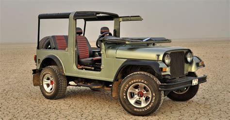 mahindra jeep thar mahindra thar price in india photos review carwale
