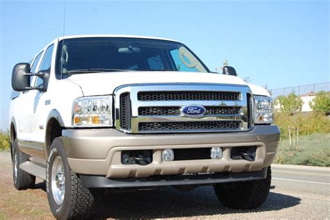 2003 ford f250 grille chrome ford duty excursion grille conversion