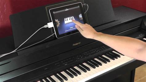 Keybord Piano Iphone All Semua Hp using roland digital pianos with the apple