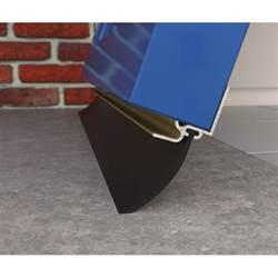 Bottom Seal For Garage Door Buy Exitex Garin Garage Door Bottom Seal Draught Excluder Aluminium