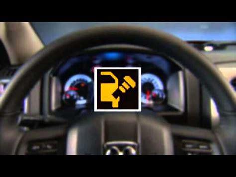 2010 dodge ram warning lights 2013 ram truck gas cap message