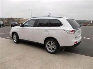 Used Mitsubishi Outlander 7 Seater 2014 Mitsubishi Outlander Used